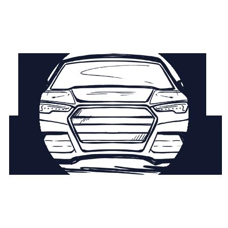 Icona auto