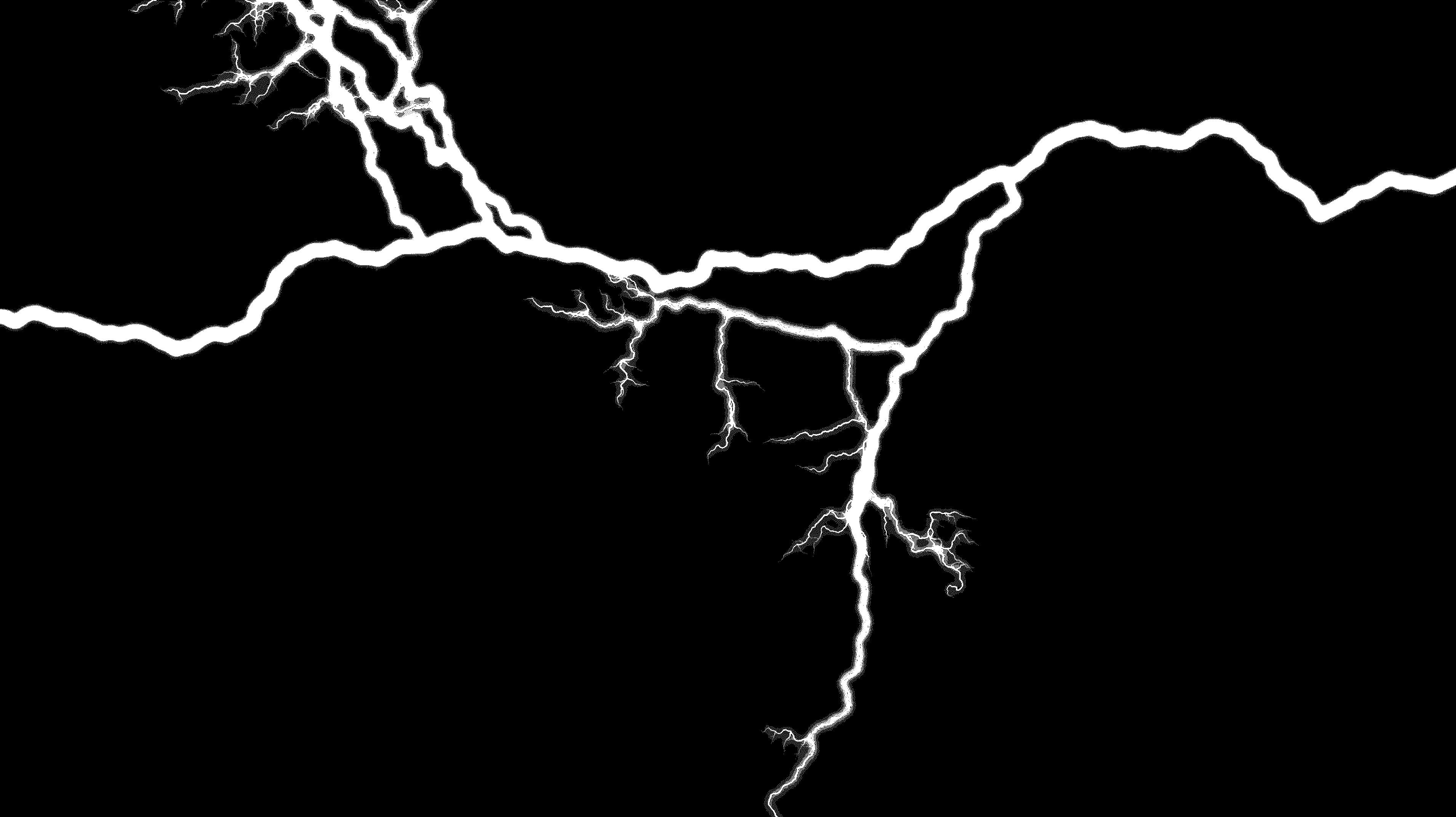 Fulmine bianco